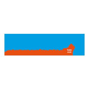 Logo OMO - Ons Middelbaar Onderwijs - Onderwijs met overtuiging sinds 1916