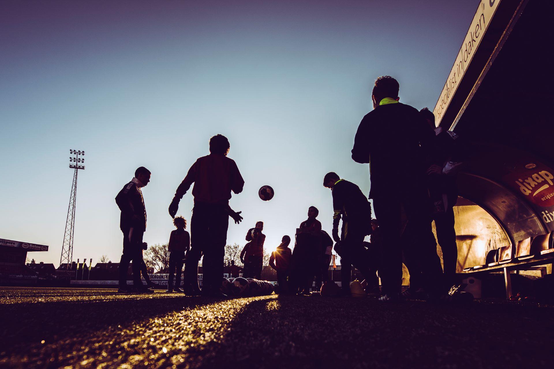 Training jeugd school Helmond Sport