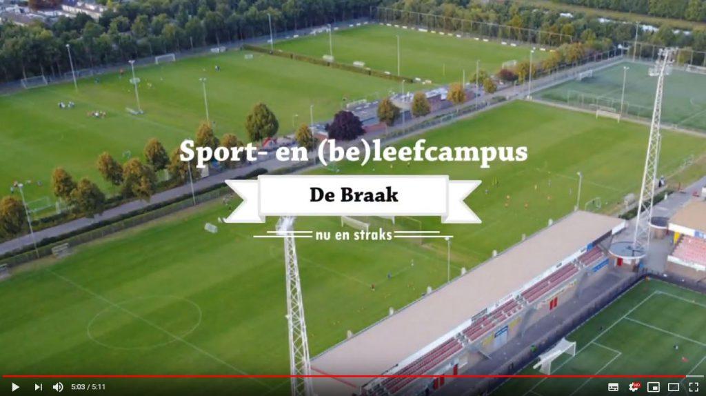 Start de video Campus De Braak, nu & straks