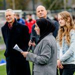 Voorleeskampioenen over de toekomst van Campus De Braak